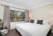 Hunter Valley Accommodation - Degen Estate - Pokolbin - Bedroom