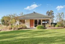 Hunter Valley Accommodation - Windsors Edge Cottage Pokolbin - Exterior