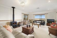 Hunter Valley Accommodation - Windsors Edge Residence & Homestead - Pokolbin - Living Room