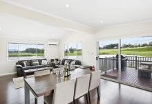 Hunter Valley Accommodation - The Lake House @ 201 - Lovedale - Dining