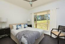 Hunter Valley Accommodation - Alphawood - Mount View - Bedroom
