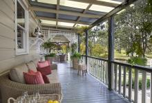 Hunter Valley Accommodation - Millfield Homestead - Millfield - Outdoor Entertaining Area