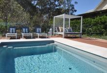 Hunter Valley Accommodation - Millfield Homestead - Millfield - Swimming Pool
