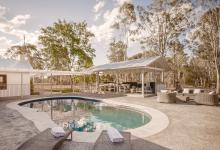 Hunter Valley Accommodation - Whitevale Estate - Lovedale - all