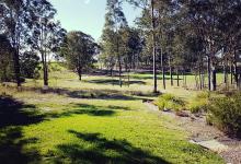 Hunter Valley Accommodation - The Grey House - Pokolbin - all