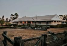 Hunter Valley Accommodation - Corunna Station 10 Bedrooms - Pokolbin - all