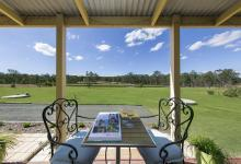 Hunter Valley Accommodation - Villa Siena - Pokolbin - all