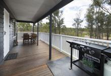 Hunter Valley Accommodation - Worthington's Guest Cottage Pokolbin - all