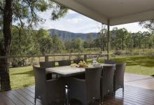 Hunter Valley Accommodation - Blue Cliff Retreat - Pokolbin - all