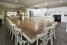 Hunter Valley Accommodation - Tharah - Mount View - Kitchen