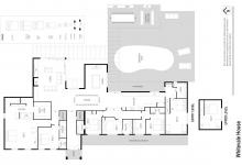 Hunter Valley Accommodation - Whitevale Estate - Lovedale - Floor Plan