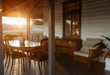 Hunter Valley Accommodation - The Homestead at Corunna Station (3 Bedrooms) - Pokolbin - all