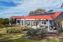 Hunter Valley Accommodation - Worthington's Guest Suite - all