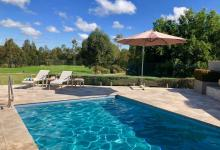 Hunter Valley Accommodation - Karibu - Pokolbin - Swimming Pool