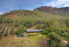 Hunter Valley Accommodation - Rocklee Grove - Broke - all