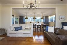 Hunter Valley Accommodation - Millfield Homestead - Millfield - Living Room