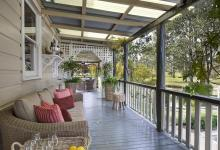 Hunter Valley Accommodation - Millfield Homestead - Millfield - Exterior