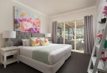 Hunter Valley Accommodation - Tharah - Mount View - Bedroom