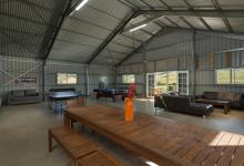 Hunter Valley Accommodation - Tharah - Mount View - Games Room