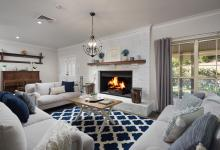 Hunter Valley Accommodation - Tharah - Mount View - Living Room