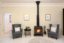 Hunter Valley Accommodation - Glengarrie Park - Pokolbin Hunter Valley - Sitting Room