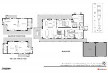 Hunter Valley Accommodation - Jindalee Estate- Pokolbin - Floor Plan
