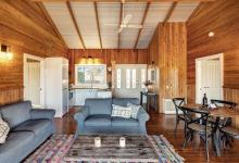 Hunter Valley Accommodation - North Lodge Highland Cottage - Pokolbin - Kitchen