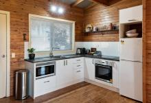 Hunter Valley Accommodation - North Lodge Clan Cottage - Pokolbin - Kitchen