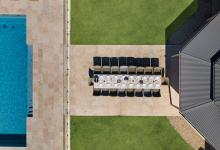 Hunter Valley Accommodation - Degen Estate - Pokolbin - Outdoor Dining
