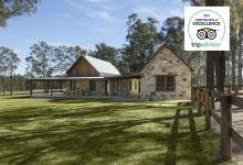 Hunter Valley Accommodation - Enzo Cottage - Pokolbin - Exterior