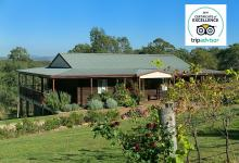 Hunter Valley Accommodation - North Lodge Clan Cottage - Pokolbin - Exterior