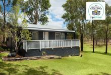 Hunter Valley Accommodation - Worthington's Guest Cottage Pokolbin - Exterior