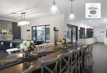 Hunter Valley Accommodation - Whitevale Estate - Lovedale - Dining