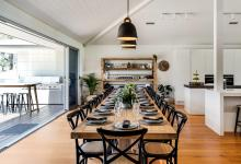 Hunter Valley Accommodation - Allawah Estate 7 Bedrooms - Lovedale Hunter Valley - Dining