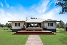 Hunter Valley Accommodation - Allawah Estate 7 Bedrooms - Lovedale Hunter Valley - Exterior