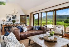 Hunter Valley Accommodation - Arenridge - Broke - Living Room