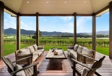 Hunter Valley Accommodation - Arenridge - Broke - Outdoor Dining