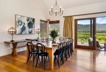 Hunter Valley Accommodation - Arenridge - Broke - Dining