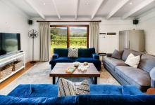 Hunter Valley Accommodation - Arenridge - Broke - Sitting Room