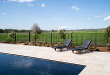 Hunter Valley Accommodation - Arenridge - Broke - Swimming Pool
