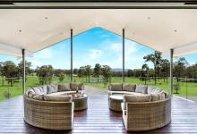 Hunter Valley Accommodation - Allawah Estate - Lovedale Hunter Valley - Swimming Pool