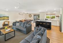 Hunter Valley Accommodation - Vico Monti - Pokolbin - Kitchen