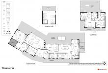 Hunter Valley Accommodation - Greenacres at Pokolbin - Rothbury - Floor Plan
