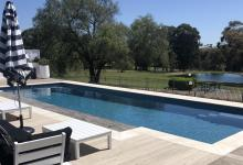 Hunter Valley Accommodation - Greystone Estate (15 Bedrooms) - Pokolbin - Swimming Pool