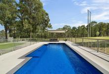 Hunter Valley Accommodation - Allawah Estate 7 Bedrooms - Lovedale Hunter Valley - Swimming Pool