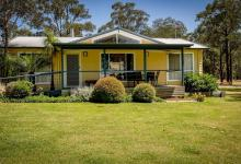 Hunter Valley Accommodation - Peppertree Cottage at The Grange - Rothbury - Exterior