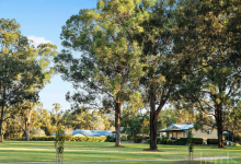Hunter Valley Accommodation - Banksia Suite at The Grange - Rothbury - all