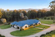 Hunter Valley Accommodation - Waratah Suite at The Grange - Rothbury - Exterior
