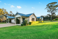 Hunter Valley Accommodation - Banksia Suite at The Grange - Rothbury - Exterior