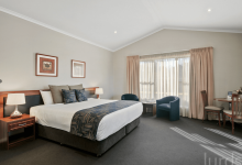 Hunter Valley Accommodation - Waratah Suite at The Grange - Rothbury - all